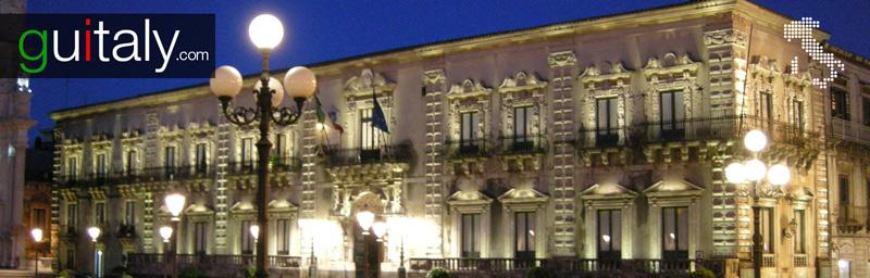 Acireale | Palais Municipale Palace