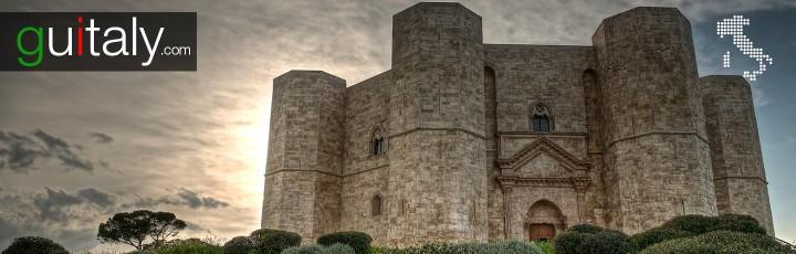 Andria - Castle - Chateau - Castel del monte