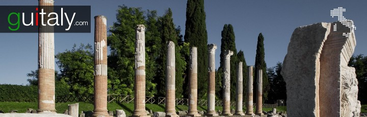Forum Roman - Aquileia - Aquilee - Aquilea