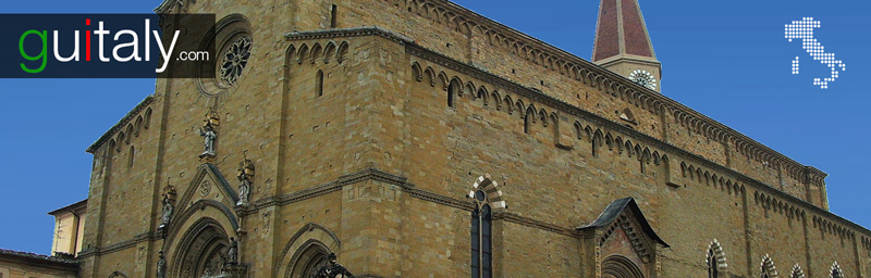 Arezzo | Cathédrale de San Donato - Saint Donatus Cathedral