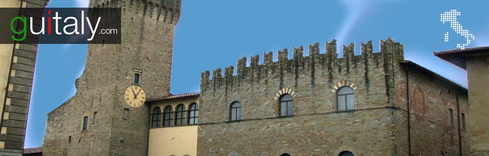 Arezzo | Palais comunale palace