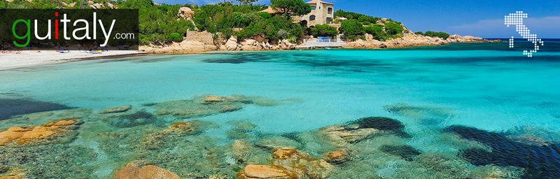 Arzachena | Sardinia - Plage de capriccioli beach