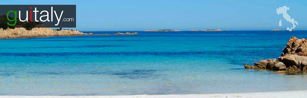 Arzachena - Sardinia - Plage principe beach