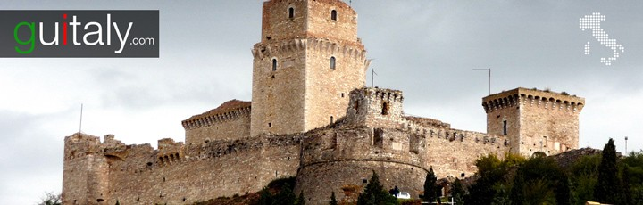 Assise - Forteresse Maggiore Fortress