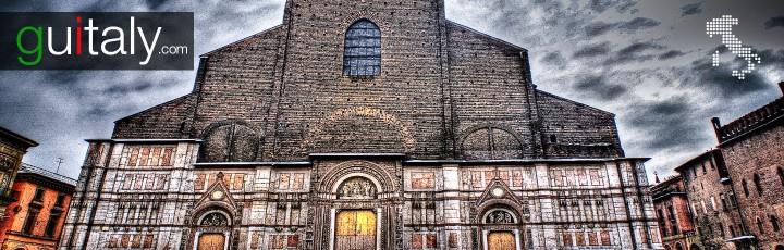 Bologne - Basilique San Petronio Cathedral