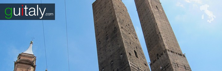 Bologne - Tour des Asinelli Tower - Bologna