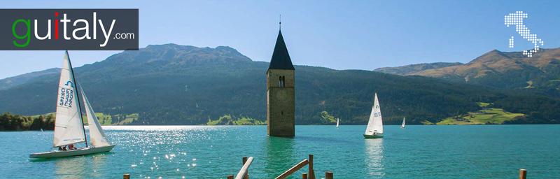 Bolzano Lac de Resia Lake