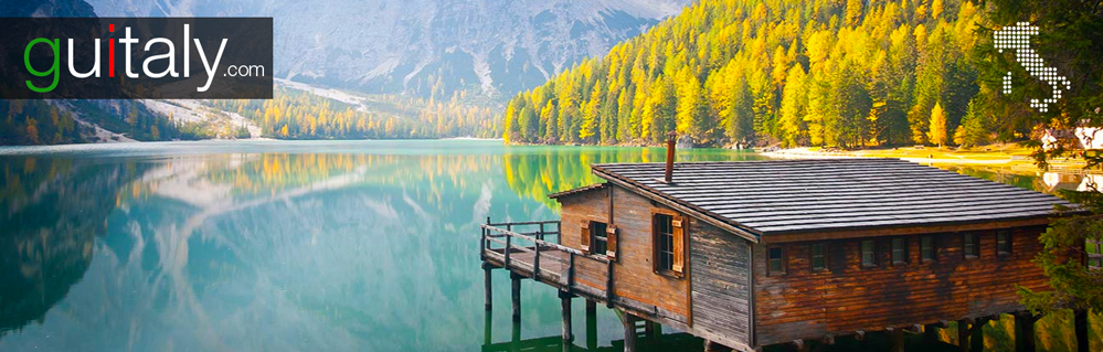 Braies - Lac de Braies lake