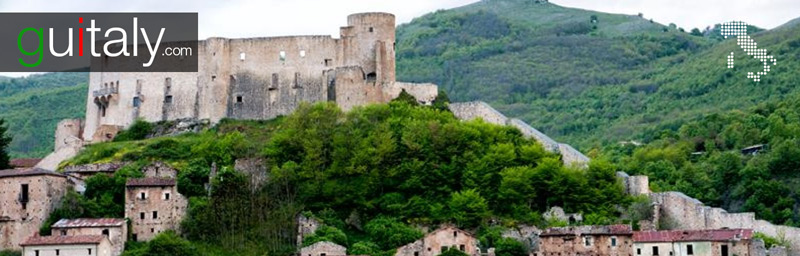 Brienza | Château Caracciolo Castle
