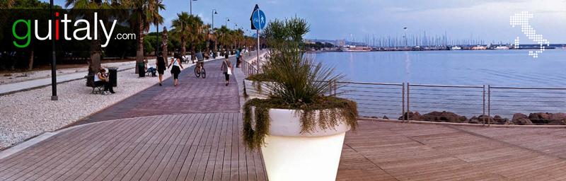 Cagliari - Lungomare Seaside Via Roma