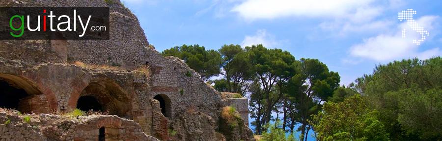Capri | Villa Jovis
