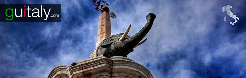 Catania | Fontaine de l'Elephant Fountain