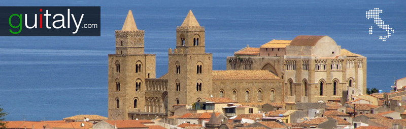 Cefalù | Cathedrale - Cathedral - tourism