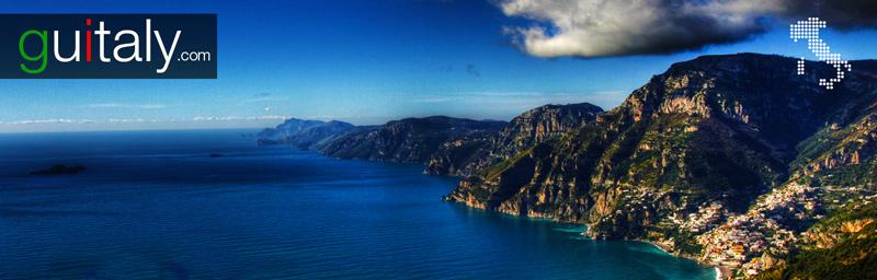Côte Amalfi Coast - Sentier des dieux - God's pathway