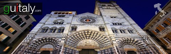 Dôme San Lorenzo Cathedral - Genoa Gênes