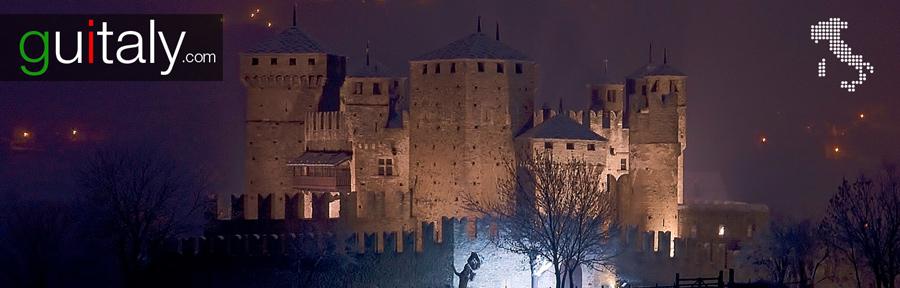 Fénis | Chteau - castle