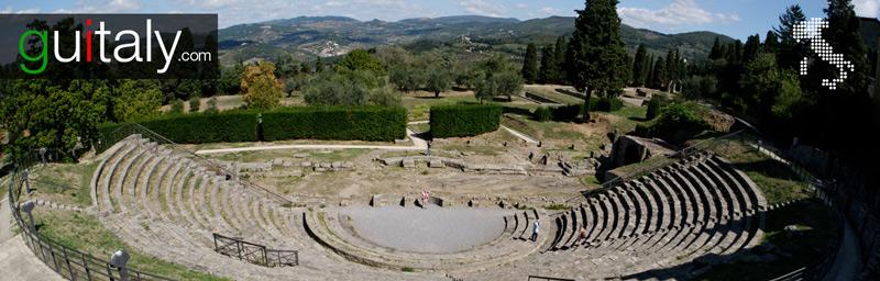 Fiesole - Site Archéologique - Roman Ruins