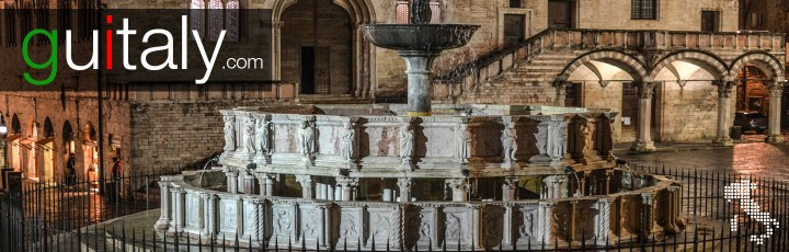 Fontaine Maggiore Fountain