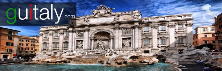 Trevi Fountain - Fontaine de Trevi