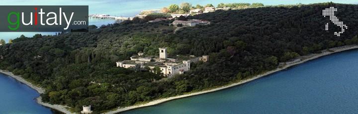 Île Maggiore Island - Lac Trasimeno Lake
