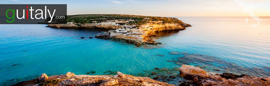 Lampedouse | Plage des Conigli beach