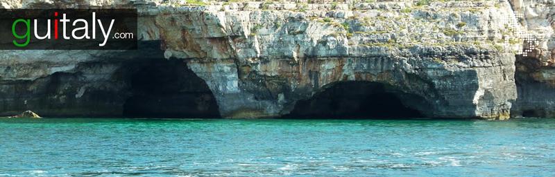 Santa Maria di Leuca - Grotte Tre oorte Caves