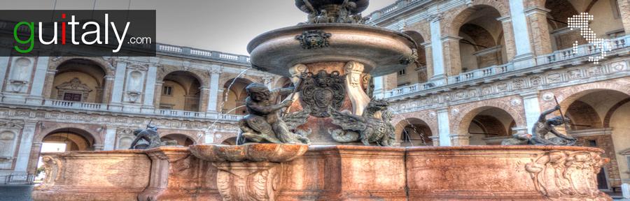 Loreto | Fontaine Maggiore Fountain