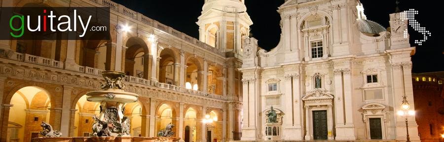 Loreto | Place della Madonna square