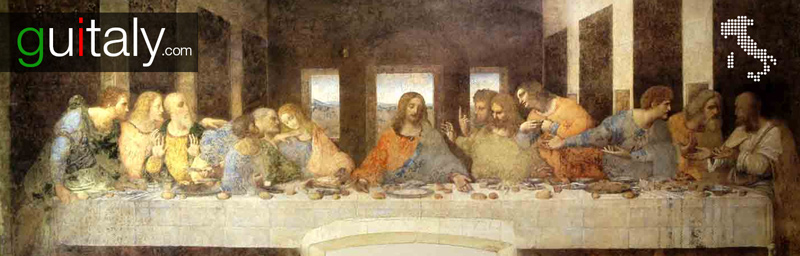 Milano | The Last Supper - La Cène - tourism - voyage en Italie