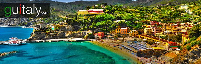 Monterosso Al Mare | Cinq-Terres - Cinque Terre - Voyage