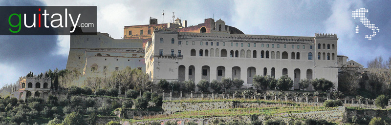 Tourism In Italy Charterhouse Of San Martino Guitaly
