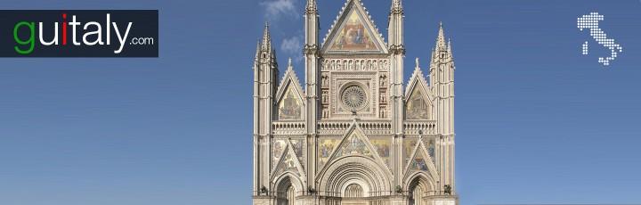 Orvieto - Cathédrale d'Orvieto Cathedral - duomo