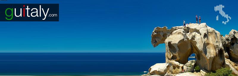 Palau | Bear's Rock - Roucher de l'ours - Capo d'Orso