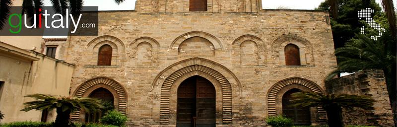 Palermo | Basilica Santissima Trinità Cancelliere