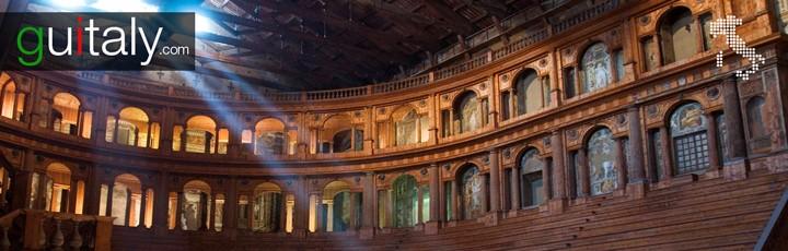 Parme - Théâtre Farnese theater