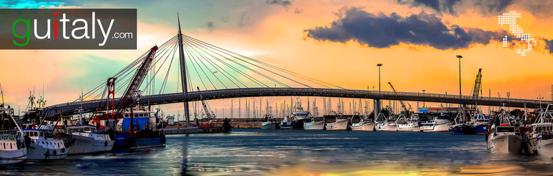Pescara | Pont del mare - Sea bridge