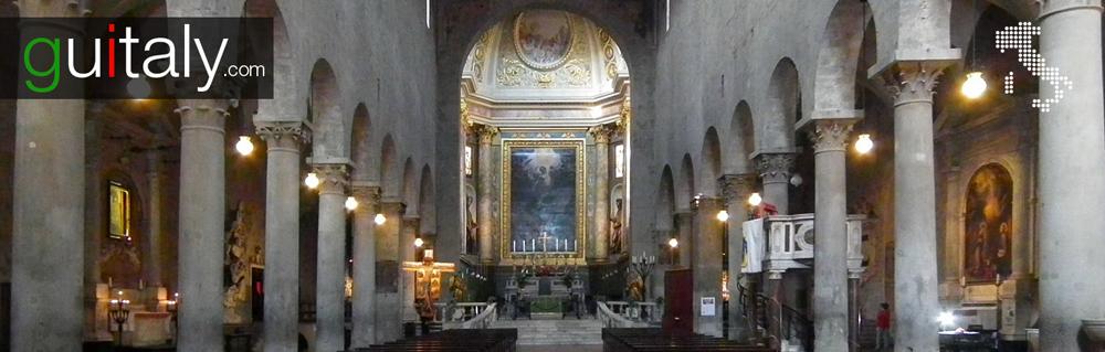 Pistoia | Dôme de San Zeno Cathedral