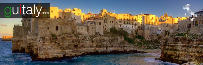 Polignano a Mare - Voyage en italie - Trip to Italy