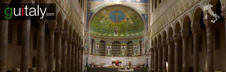 Ravenna - St-Apollinare in Classe - Ravenne