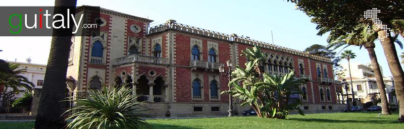 Reggio de Calabre | Villa Genoese Zerbi - Reggio Calabria