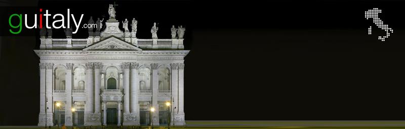 Rome | Basilique Saint-Jean-de-Latran - Archbasilica of St. John Lateran