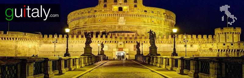 Rome | Château Sant'Angelo castle - tourism