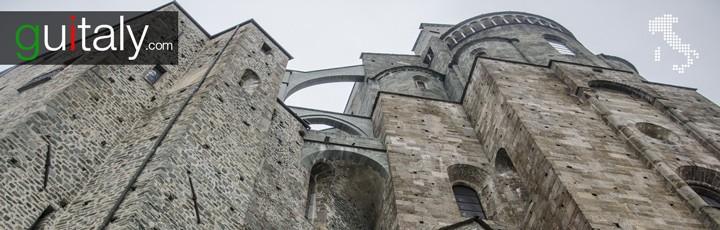 Sant'Ambrogio di Torino - Abbaye - San Michele Abbey