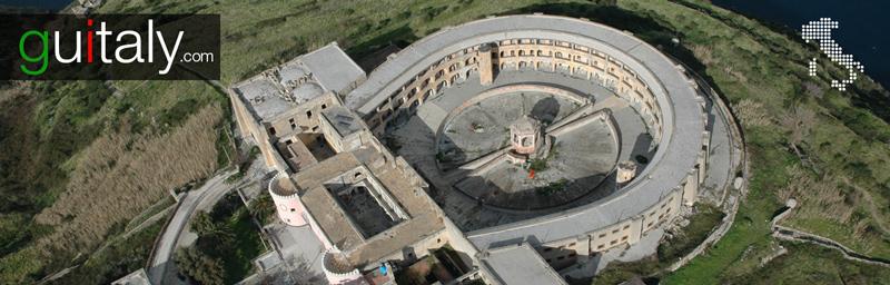 Ile de Santo Stefano Island - Bourbon Prison