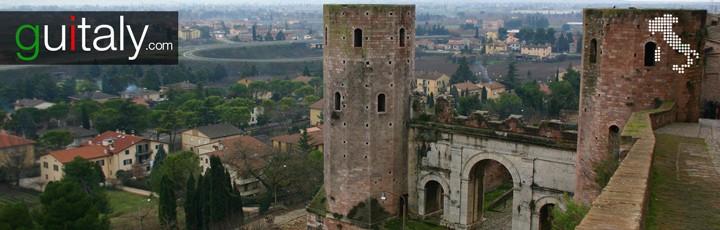 Spello - Porte Venere gate - Tours Properzio towers