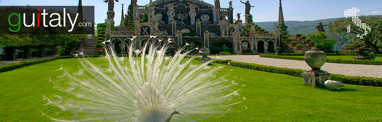 Stresa - Jardins - Isola Bella - Garden Tourisme
