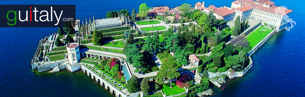 Toursims Stresa - Lac Majeur -ile bella - Island Major lake