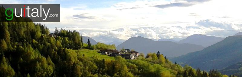 Trento - Vallée dei Mocheni - Fersina Valley