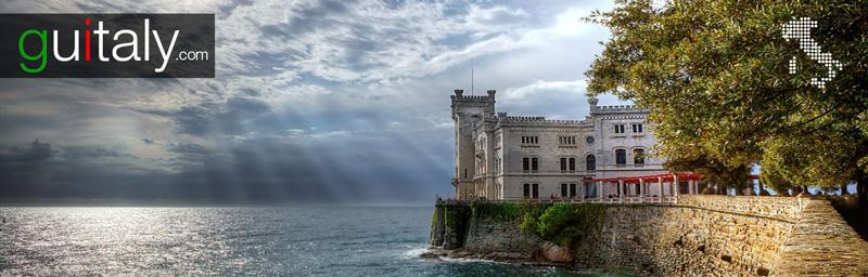 Trieste | Châteu Miramare castle
