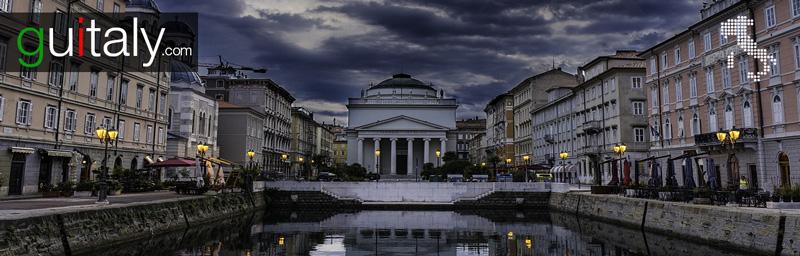 Trieste   Église - St-Antonio Nuovo Church